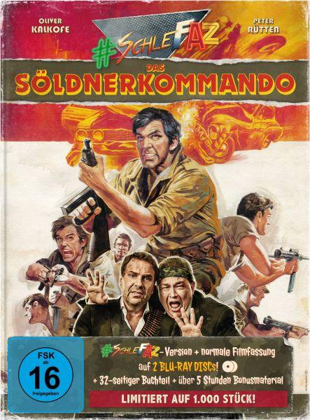 SchleFaZ - Das Söldnerkommando (2 Blu-Rays im Mediabook)