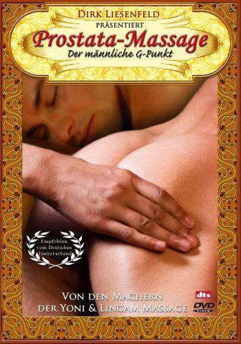 Prostata-Massage - Der männliche G-Punkt