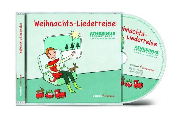 Athesinus Consort Berlin & Kinderstimmen - Weihnachts-Liederreise
