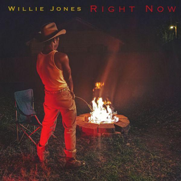 Jones, Willie - Right Now (LP)