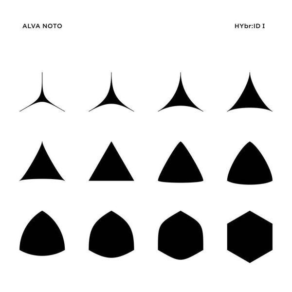 Alva Noto - HYbr:ID (LP)