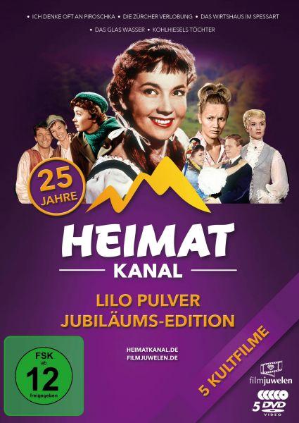 Lilo Pulver Jubiläums-Edition (25 Jahre Heimatkanal)