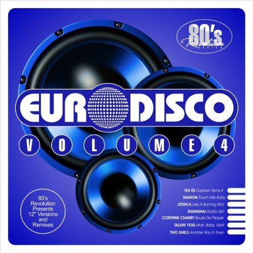 Various Artists - 80s Revolution Euro-Disco Vol. 4 (2xCD)