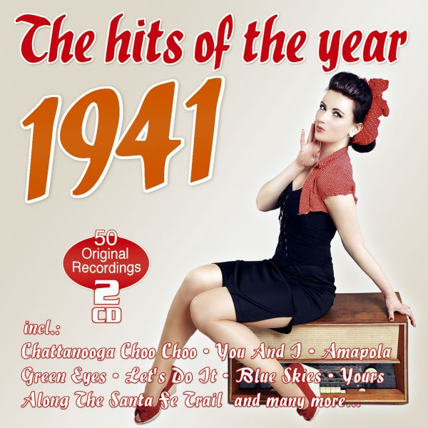 Various - The Hits Of The Year 1941