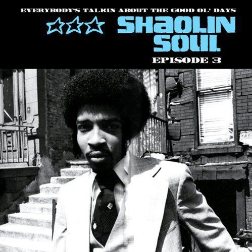 Various - Shaolin Soul Episode 3 (2LP+CD)