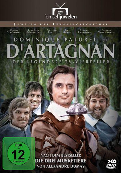 D'Artagnan - Der legendäre ARD-Vierteiler
