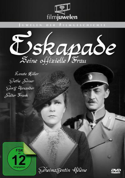 Eskapade (Seine offizielle Frau / Geheimagentin Hélène / Spione in St. Petersburg / Seitensprung)