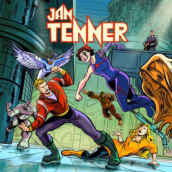 Jan Tenner - Hirn des Bösen (3)
