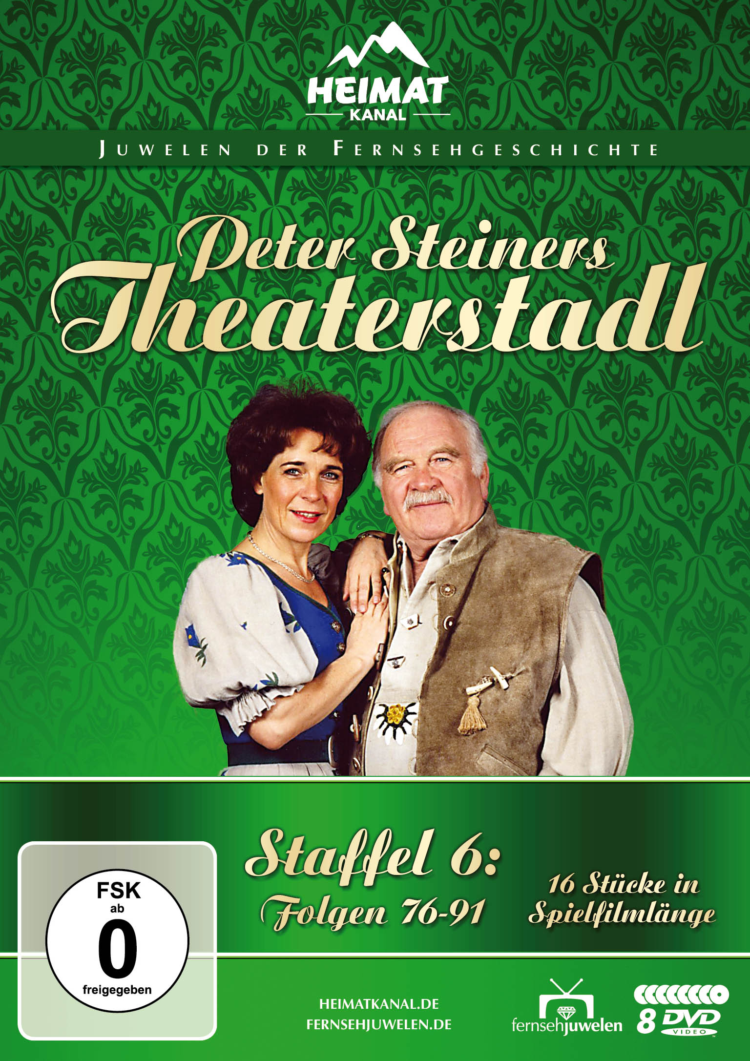 Peter Steiners Theaterstadl Alle Folgen