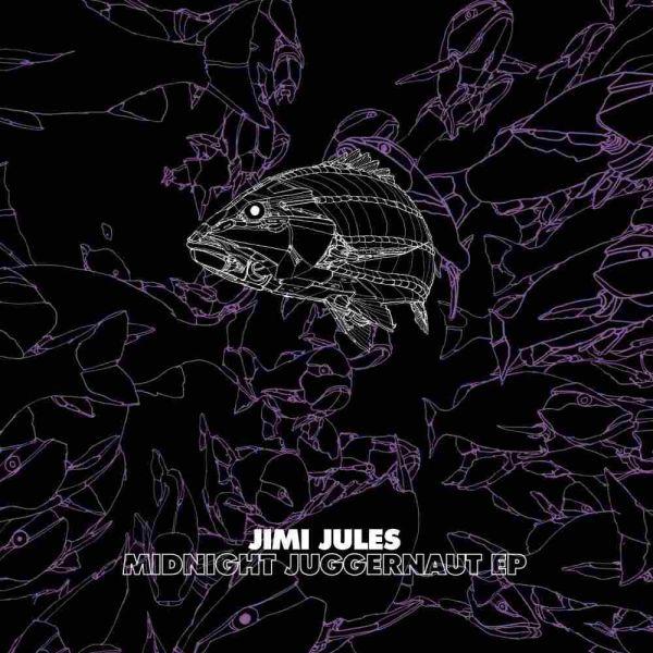 Jules, Jimi - Midnight Juggernaut EP (incl. Recondite Remix)