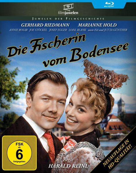 Die Fischerin vom Bodensee (remastered in HD)