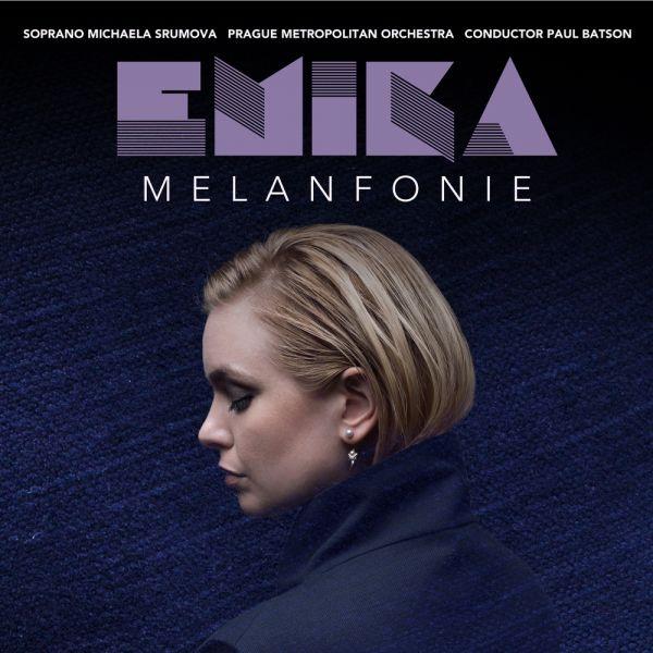 Emika Feat. Michaela Srumova And The Prague Metropolitan Orchestra - Melanfonie