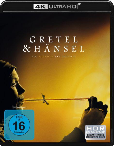 Gretel & Hänsel (4K UHD)