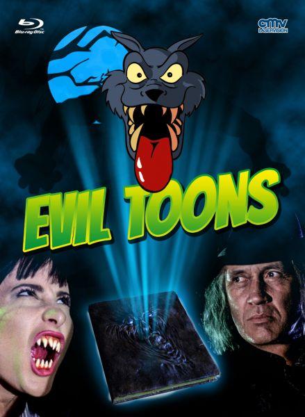 Evil Toons (Mediabook)