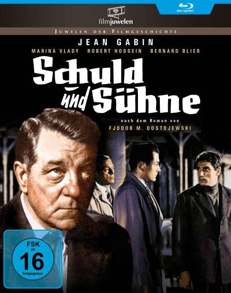 Schuld und Sühne (mit Jean Gabin)
