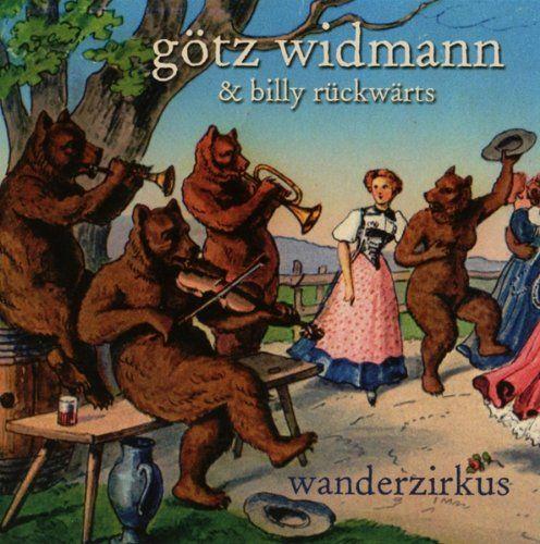 Widmann, Götz - Wanderzirkus (live im Elchclub/CH)