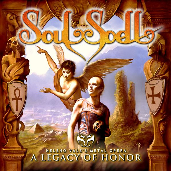 Soulspell - A Legacy of Honor (Re-Issue 2021)