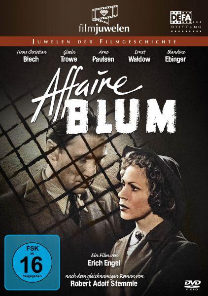 Affaire Blum (DEFA Filmjuwelen)