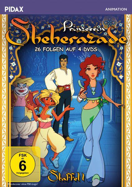 Prinzessin Sheherazade, Staffel 1