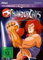 ThunderCats - Die starken Katzen aus dem All, Vol. 1