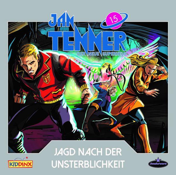 Jan Tenner - Jagd nach der Unsterblichkeit (15)