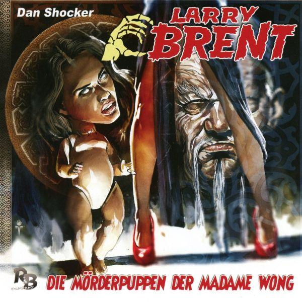Larry Brent - Die Mörderpuppen der Madame Wong (22)