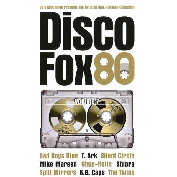 Various - Disco Fox 80 Vol. 7 - The Original Maxi-Singles Collection