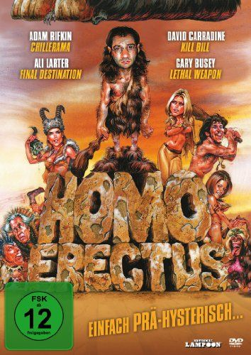 National Lampoon's Homo Erectus (Stoned Age) - Einfach Prä-Hysterisch!