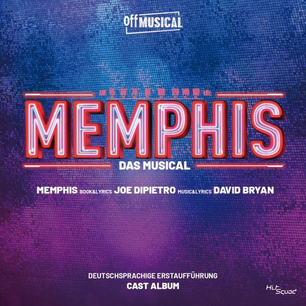 Smith, Sidonie/ Thiel, Kevin/ van Tongeren, Wietske u.v.m. - Memphis - Cast Album - deutschsprachige