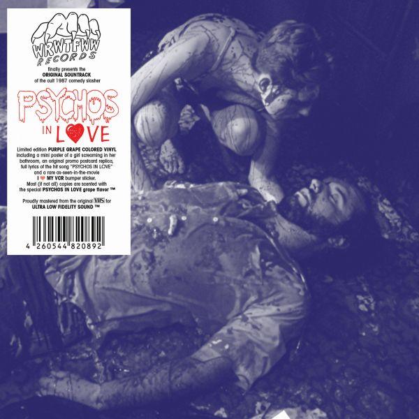 Capobianco, Carmine - Psychos In Love (OST)