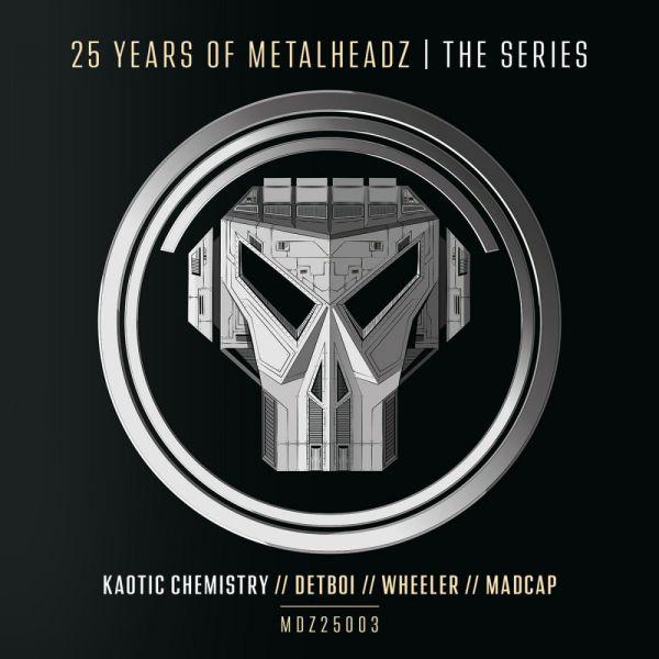 Kaotic Chemistry - 25 Years of Metalheadz - Part 3