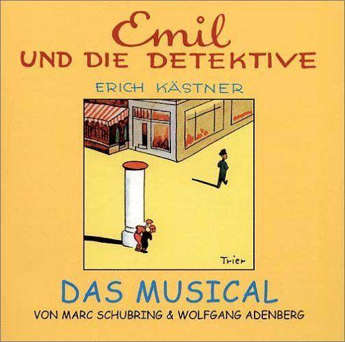 Schubring, Adenberg - Emil und die Detektive - das Musical