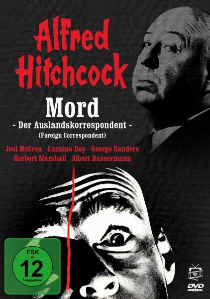 Mord / Der Auslandskorrespondent (Alfred Hitchcock) (uncut)