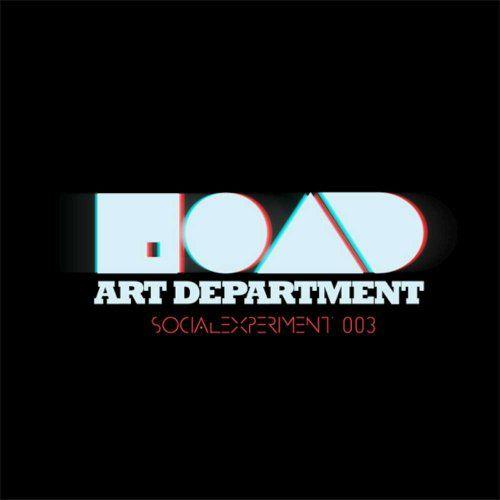 Various / Art Department presents - Art Department Social Experiment 003